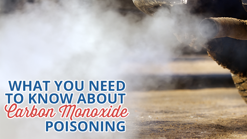 What You Need To Know About Carbon Monoxide Poisoning