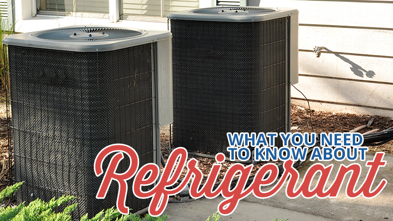 What You Need to Know About Refrigerant